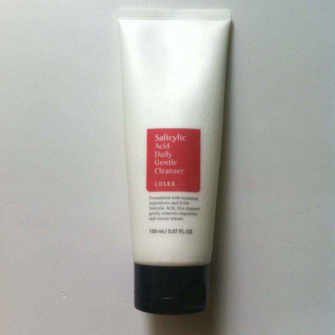 COSRX SALICYLIC ACID DAILY GENTLE CLEANSER / EXFOLIATING