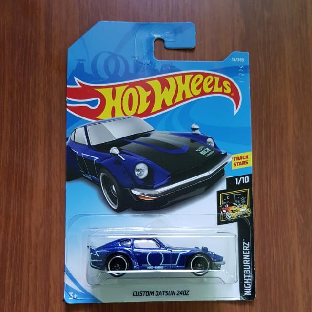 Custom Datsun 240z Hotwheels