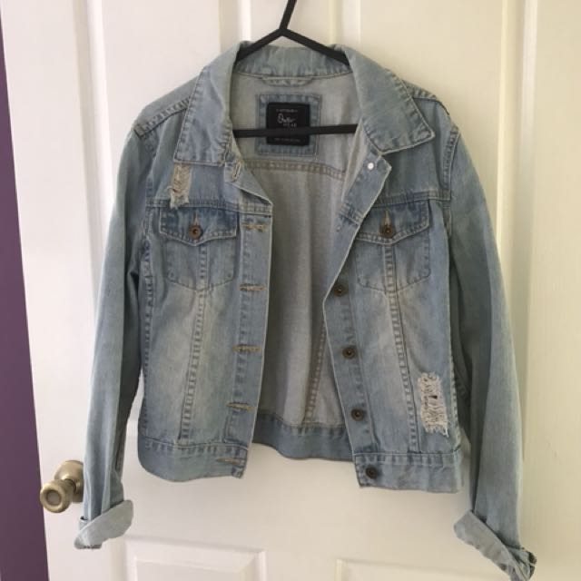 Denim Jacket - Cotton On
