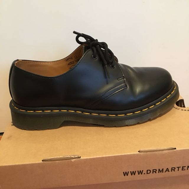 DOC MARTENS 1461 SMOOTH SHOES