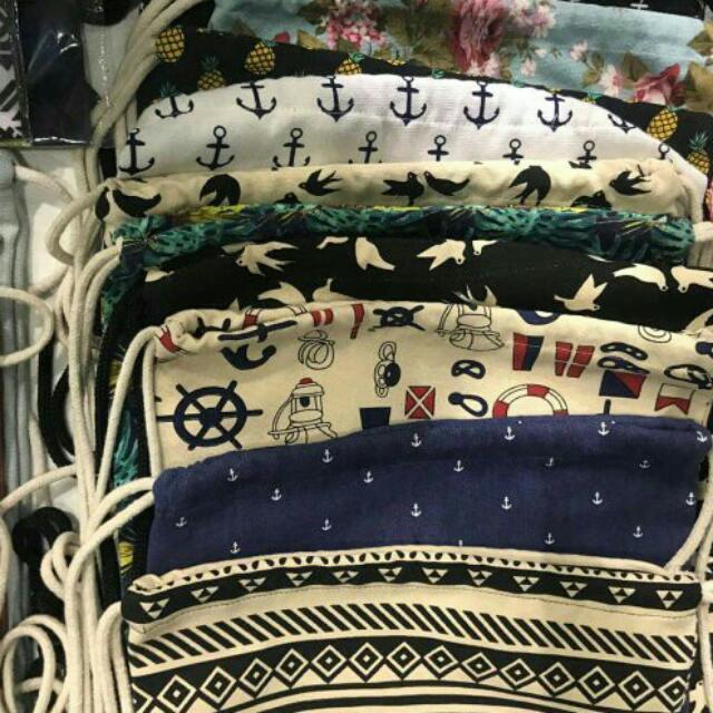Drawstring bag String Bags