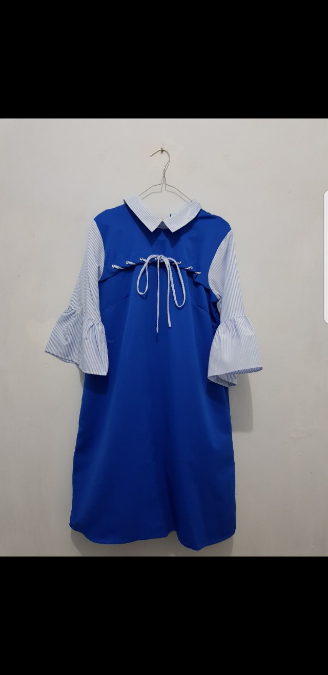 Dress Lucu (Free size bust up to 92cm)