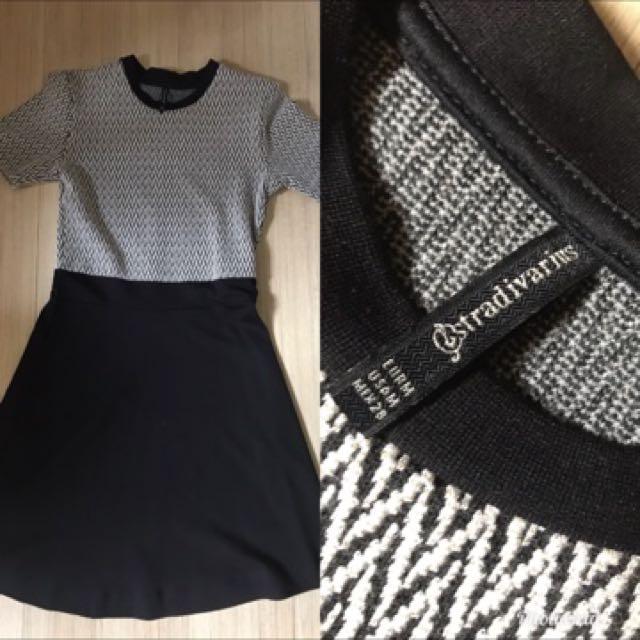 Dress stradivarius