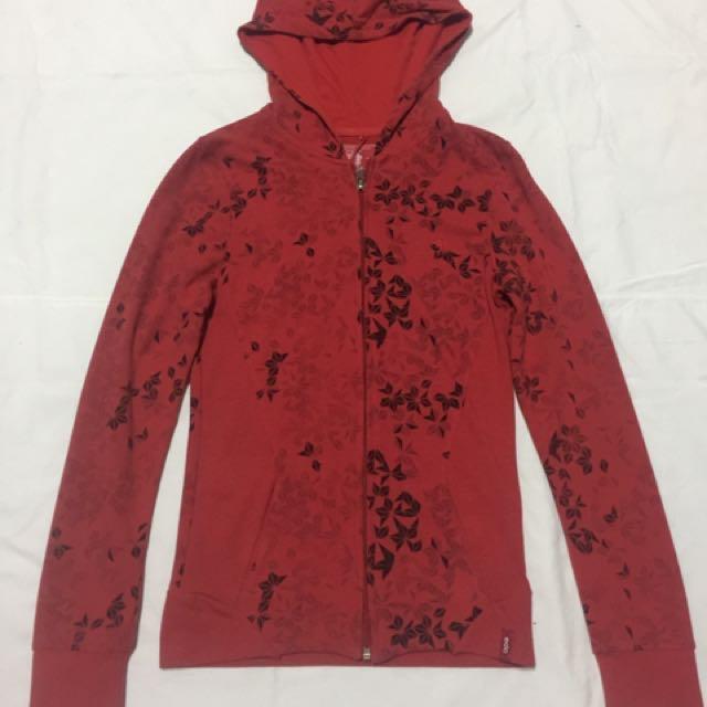 EDC Red Jacket