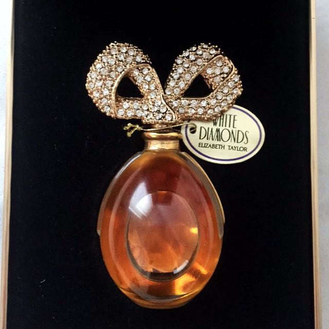 Elizabeth Taylor White Diamond Perfume