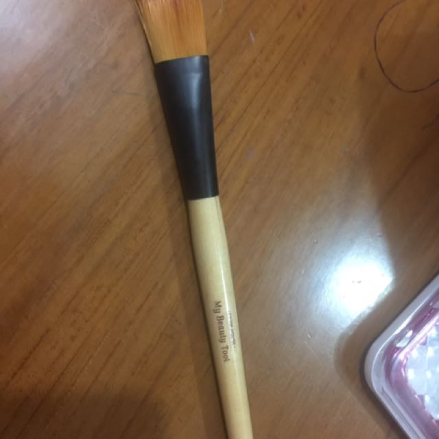 Etude house mask brush