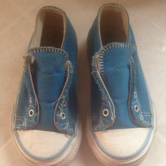 Evans Shoes