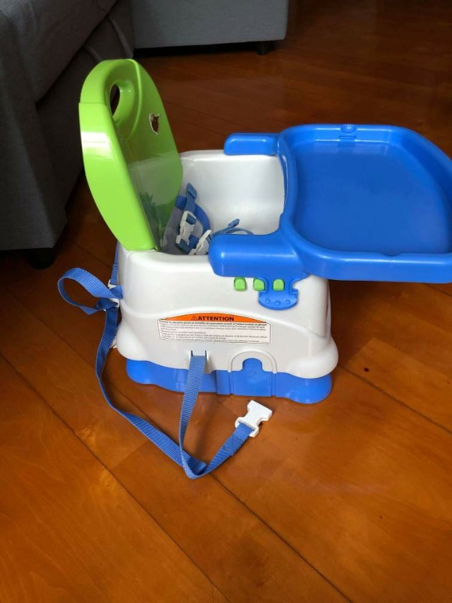 fisher-price bb餐椅