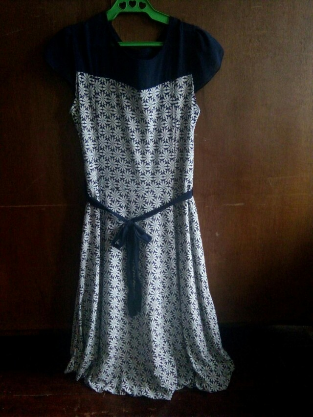 Flower dress (long)