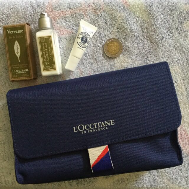 FREE NCR Delivery - NEW L'Occitane Kit (1 Set Left)