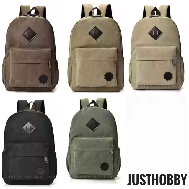 [FREE POSTAGE] Hipster Backpack