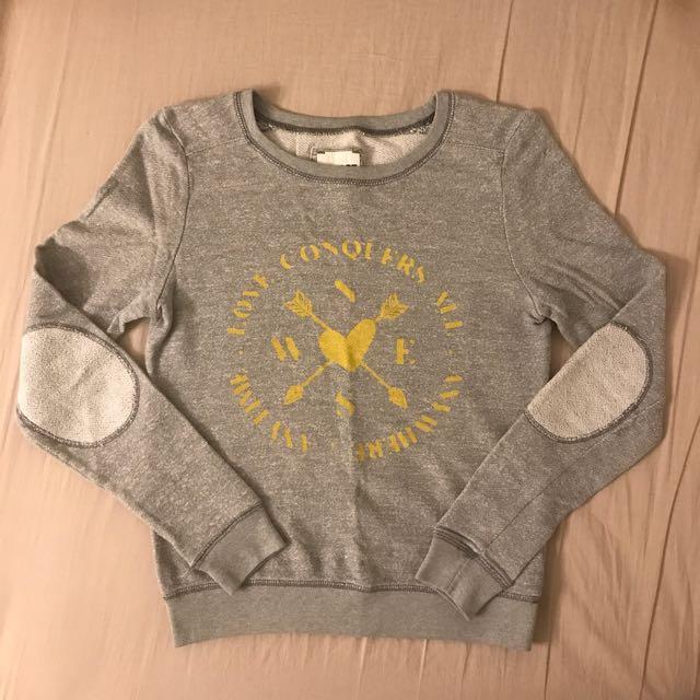 Garage Grey Sweatshirt