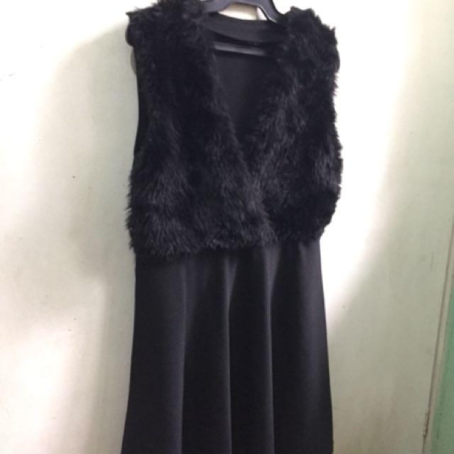 Gatsby Dress Black