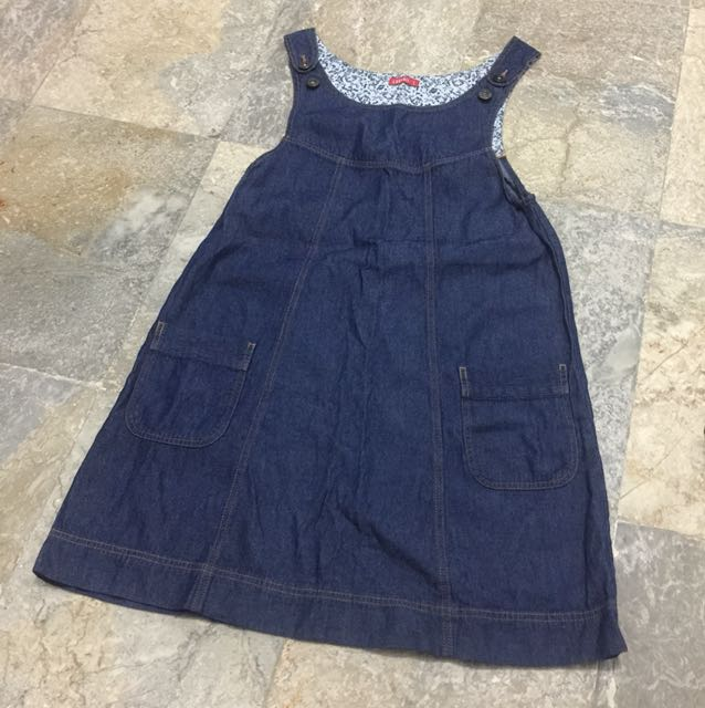 Graphis jeans dungaree