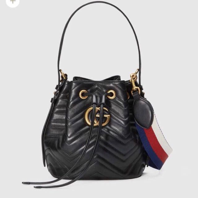 926bbf2847e Gucci GG Marmont Leather Bag