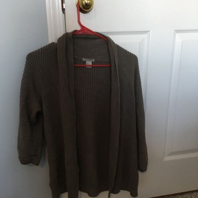 H and M cardigan