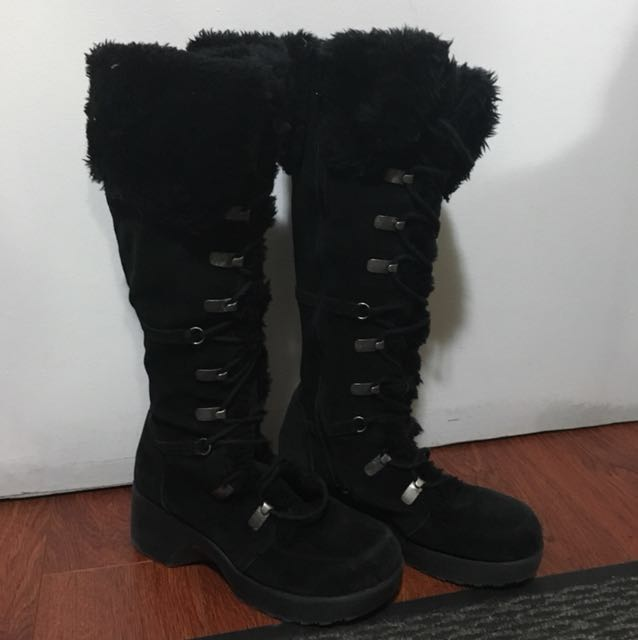 High boots size7