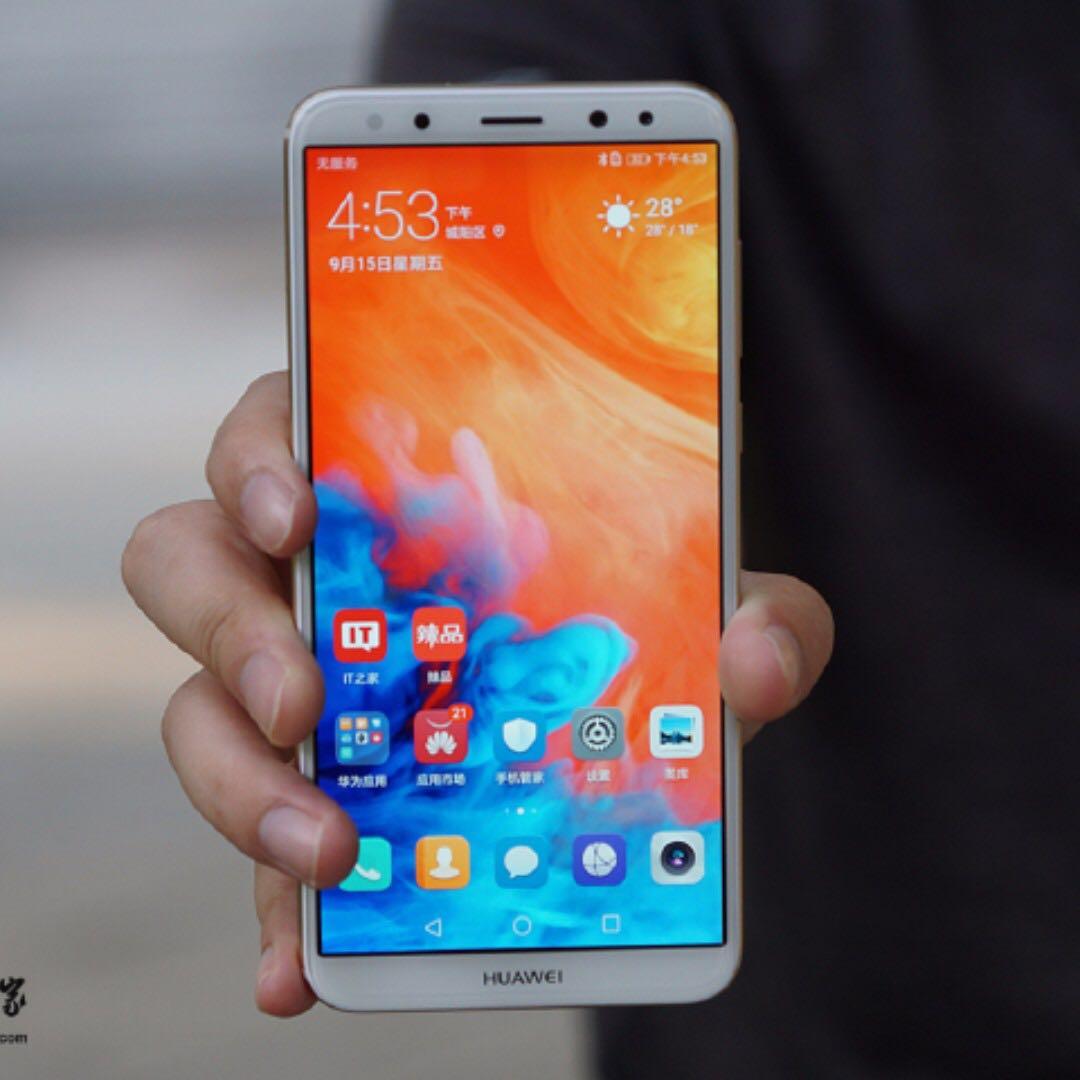 Huawei Nova 2i Full Tempered Glass