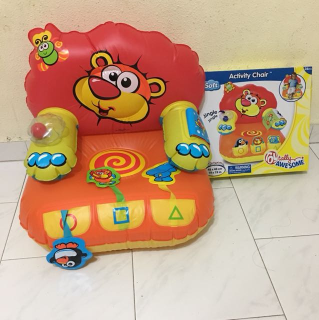 Inflatable Soft Activity Chair