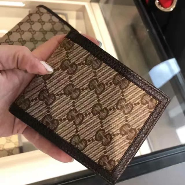 6bbaef8f9d50 Instock authentic Gucci men wallet, Luxury, Bags & Wallets on Carousell