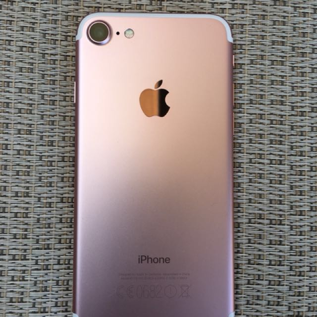 iPhone 7 Rose Gold 128gb EXCELLENT Condition