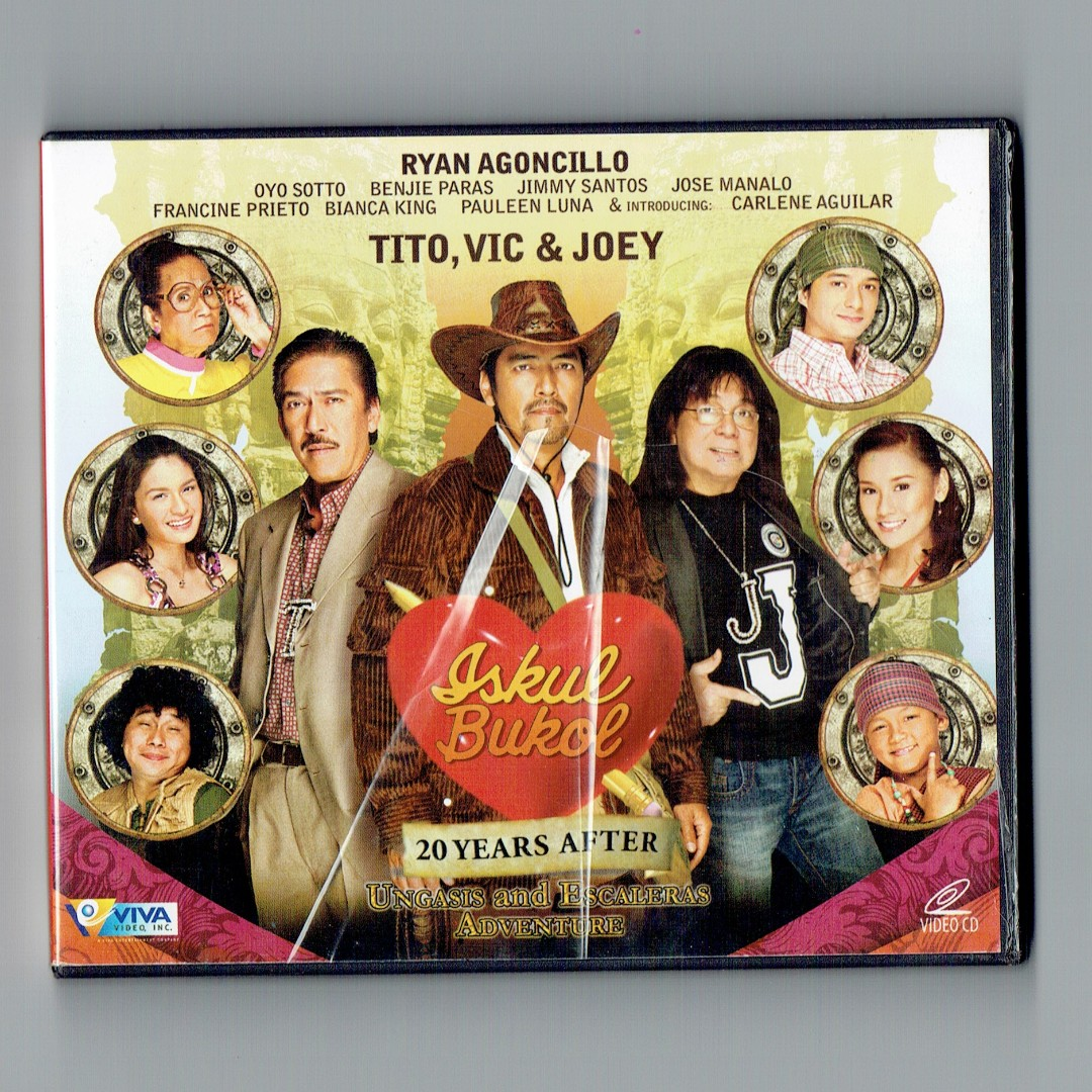 Iskul Bukol (2008) VCD