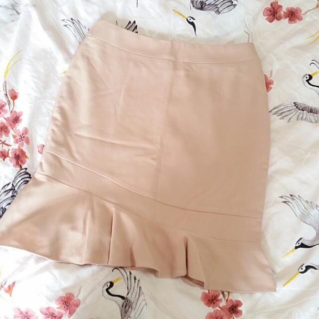 Kanzi Blush Pink Skirt
