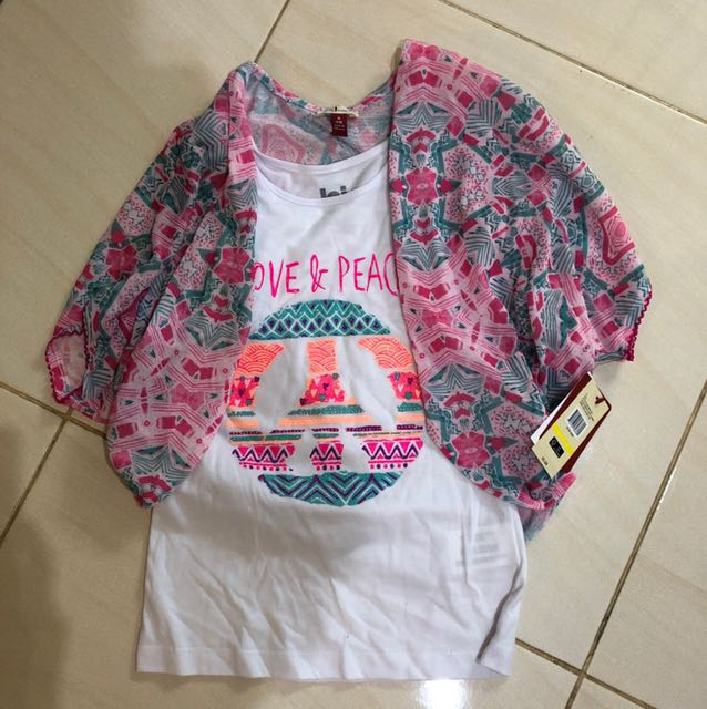 Kaos anak fashion