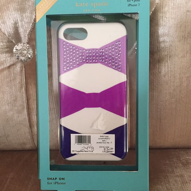 Kate Spade iPhones 7 Phone Case