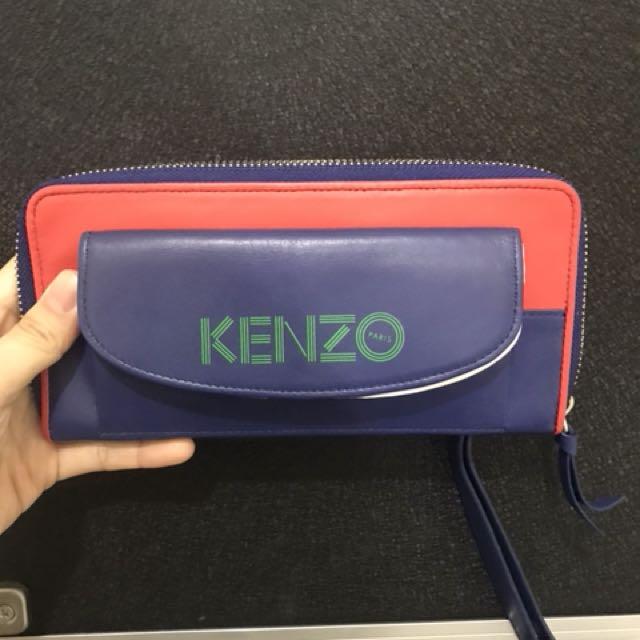 Kenzo皮夾