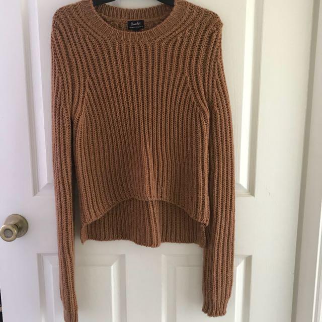 Knit Long Sleeve - Bardot