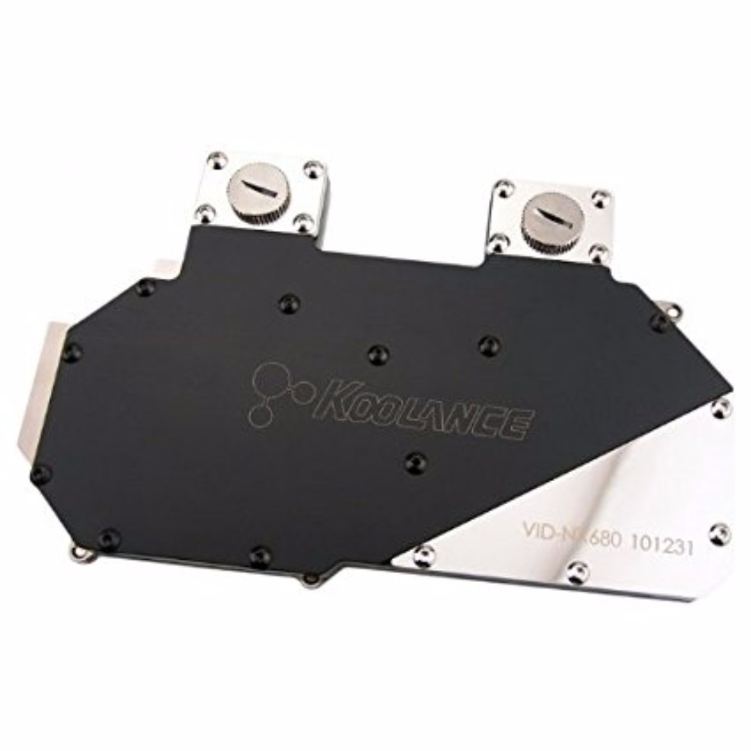 Koolance GPU waterblock for GTX680
