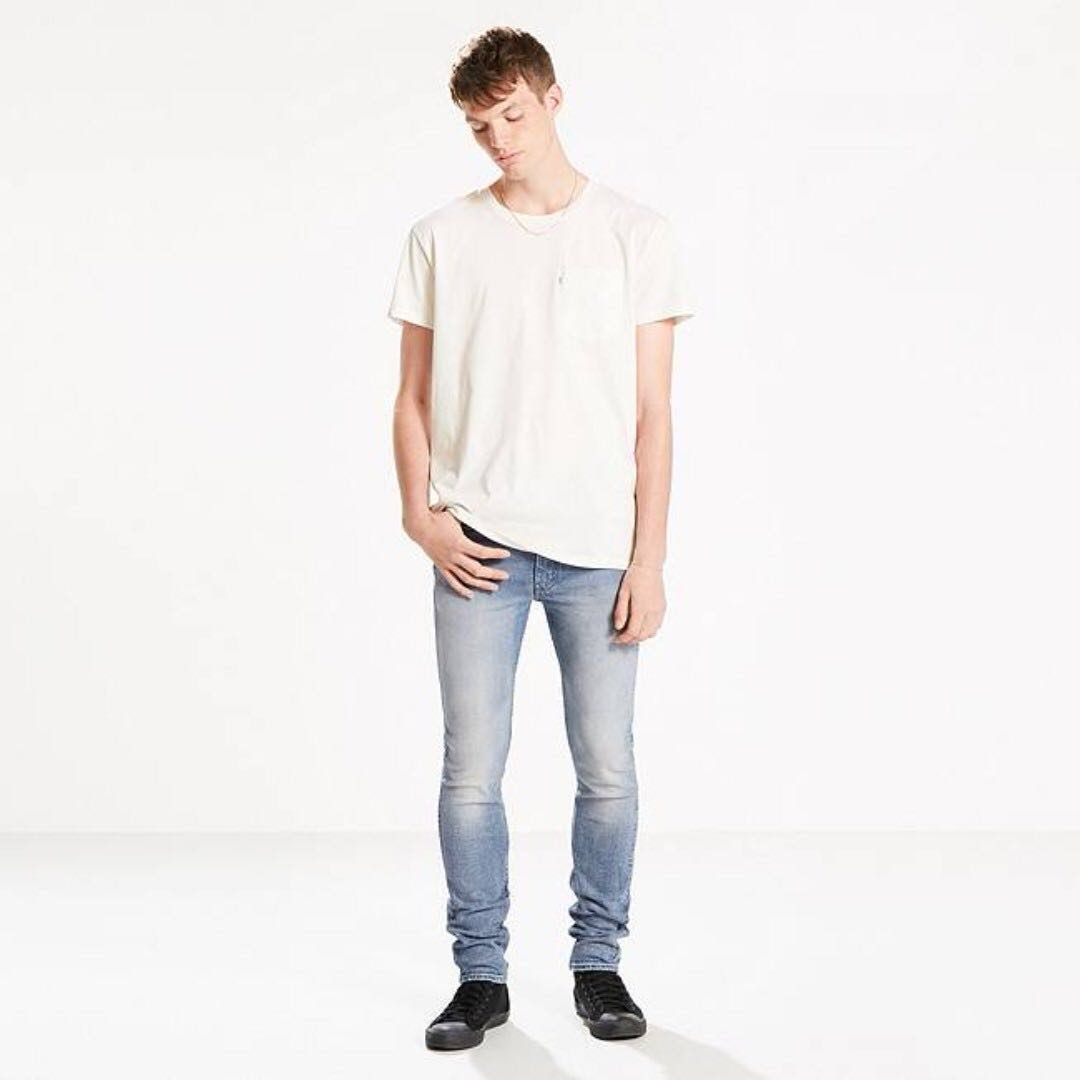 Levis Line 8 Skinny 窄版牛仔褲
