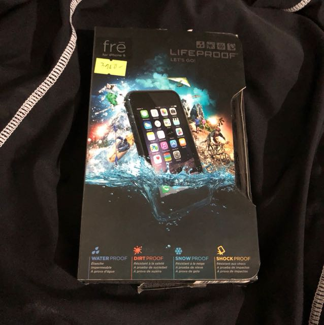 Lifeproof case (Iphone6)