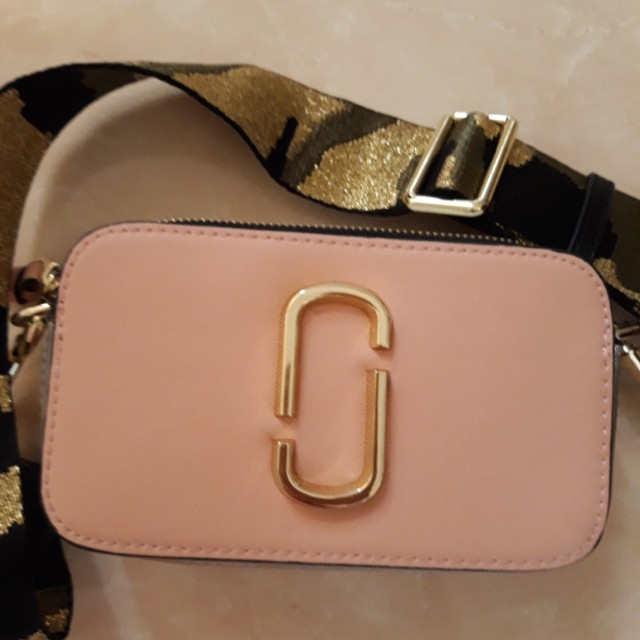 Marc jacobs pale pink mirror 1:1