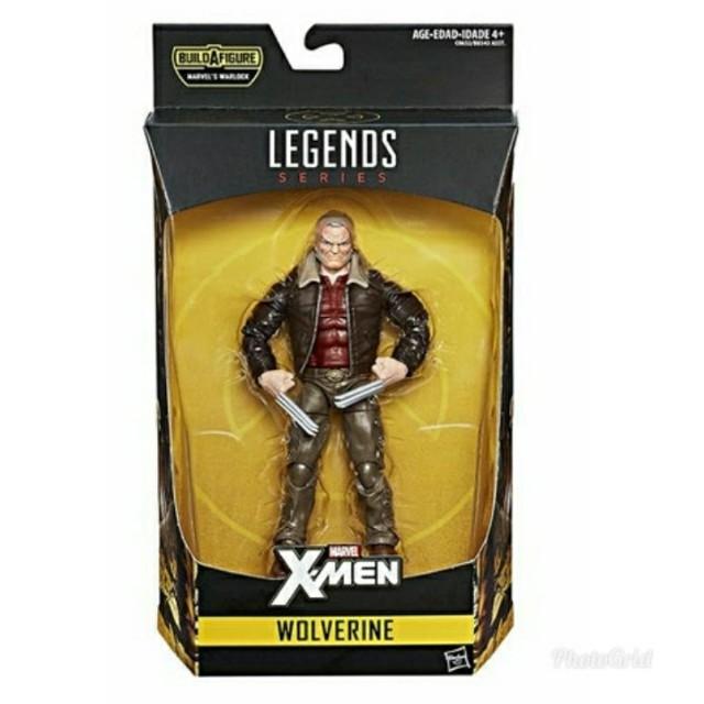Marvel Legends Wolverine Logan