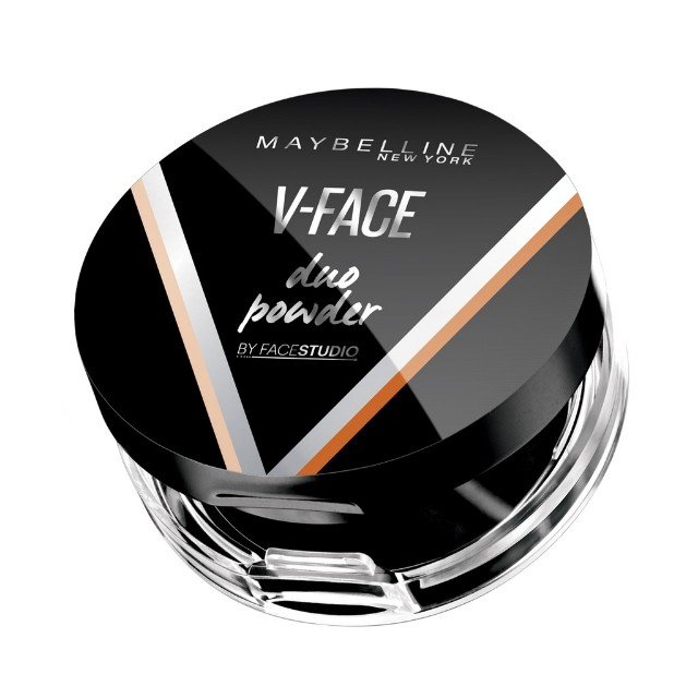 Maybelline Face Studio - V Shape Powder - Light/Medium