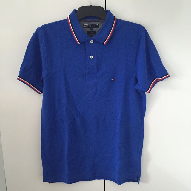 Mens Tommy Hilfiger Polo