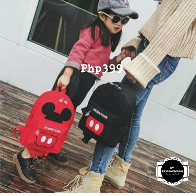 MICKEY BACKPACK P399
