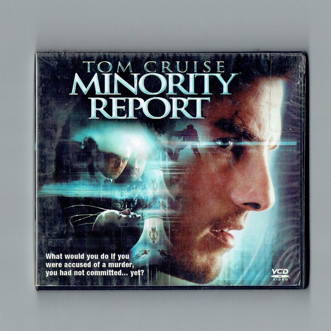 Minority Report (2002) VCD