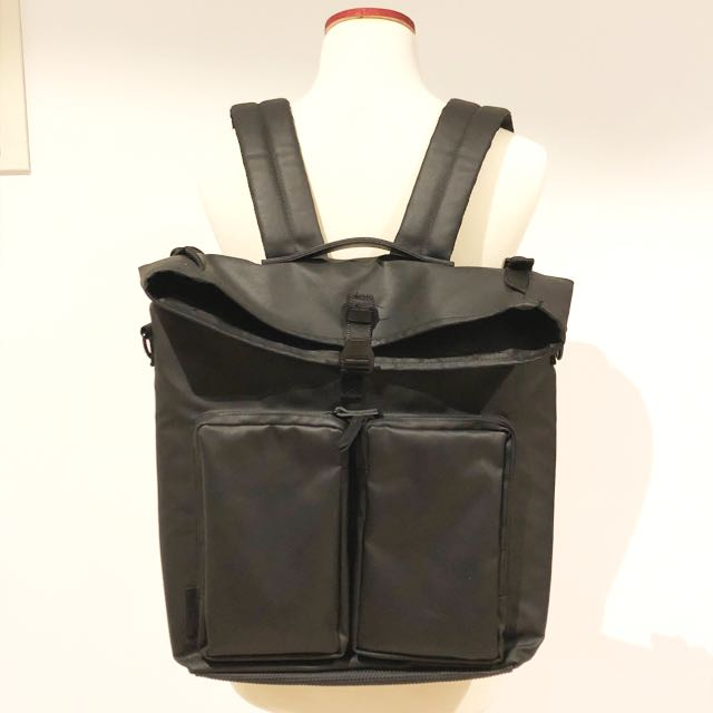 Monofold backpack