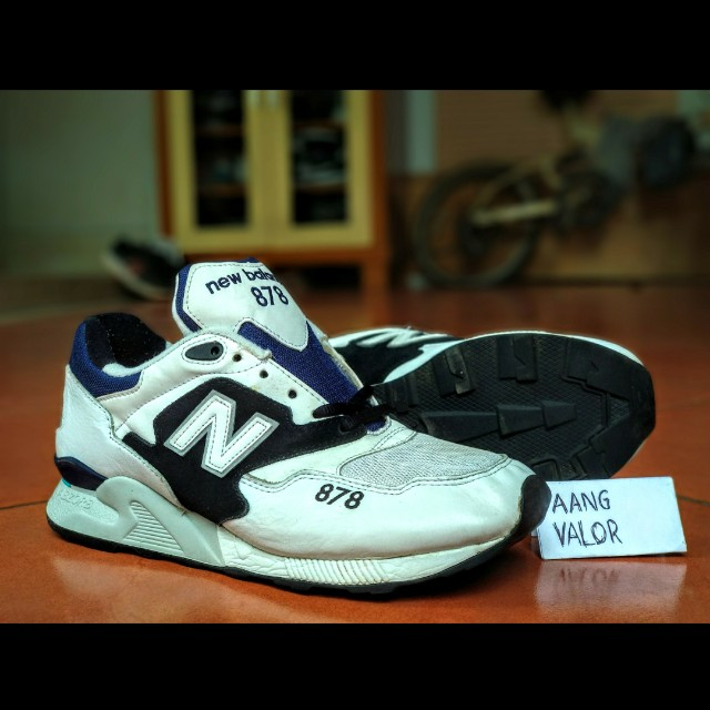 new concept a9dca 5f515 New Balance / NB 878, Men's Fashion, Men's Footwear on Carousell