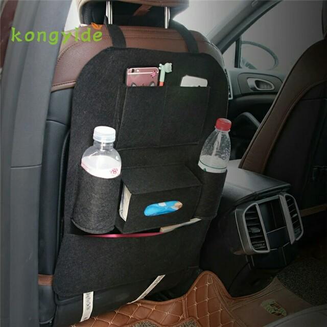 New packet Car Auto Seat Back Multi-Pocket Storage Bag Organizer Holder Hanger
