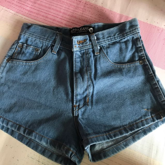 [NEW] PUNNY SHORT JEANS