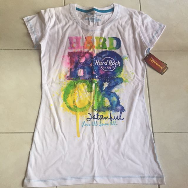 NEW:authentic Hard Rock Istanbul t-shirt