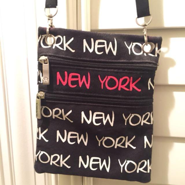 NYC purse