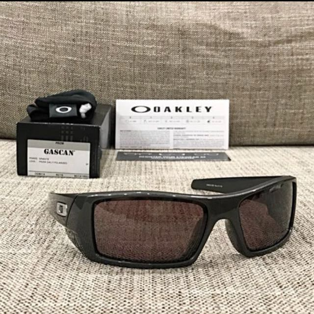 9490b35f251 Oakley™ Gascan™ (Granite Prizm Daily Polarized)