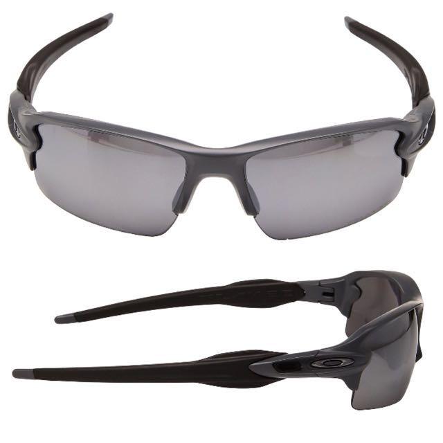 38f66c12b94d Oakley MPH Flak 2.0 Polarized Sunglasses | Matte Heather Grey/Black ...
