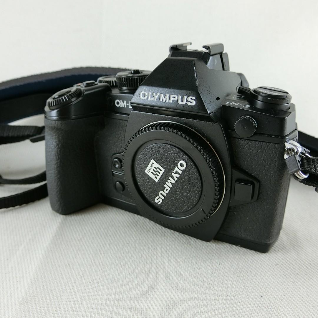 OLYMPUS OM-D E-M1 數位單眼相機 平輸繁中  快門數8050