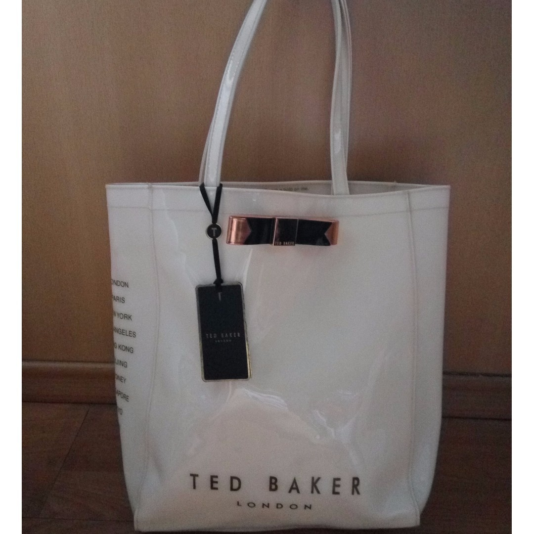 0948bf0a3a7f9 Original Ted Baker Tote bag